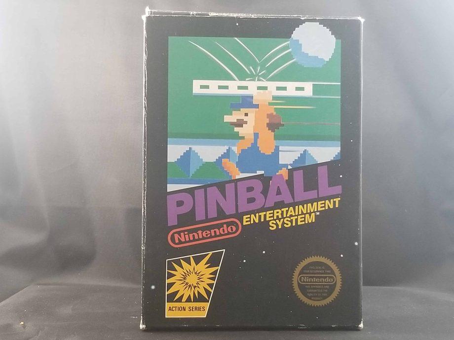 Pinball Front