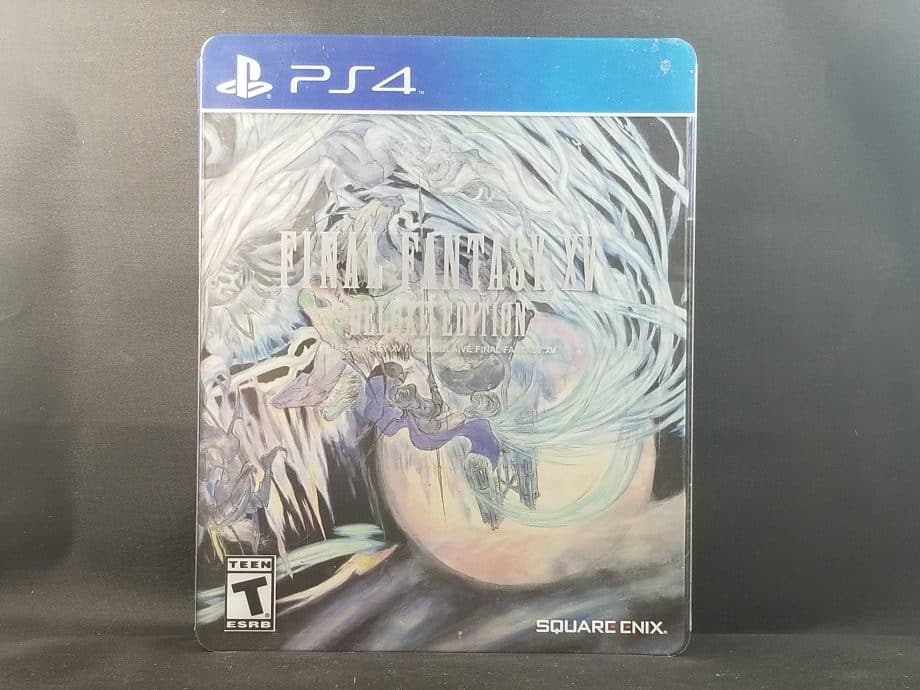 Final Fantasy XV Deluxe Edition Front