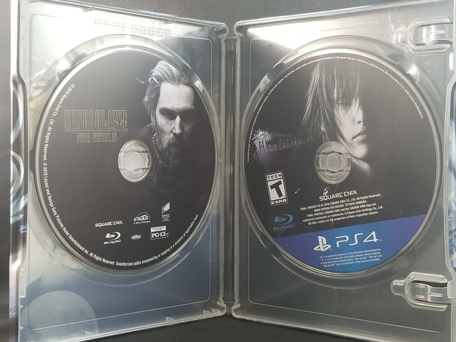 Final Fantasy XV Deluxe Edition Disc
