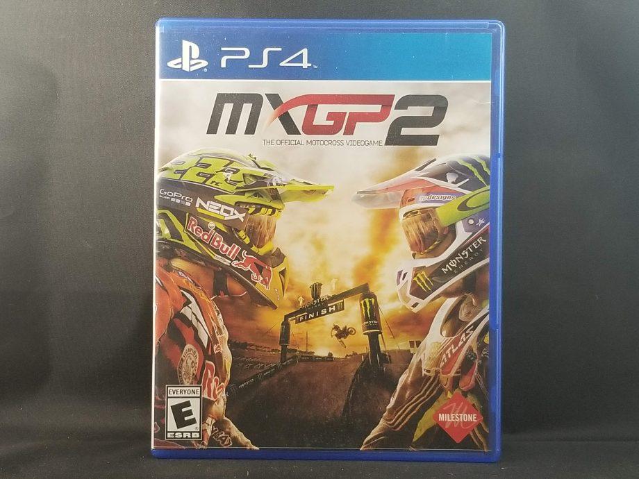 MXGP 2 Front
