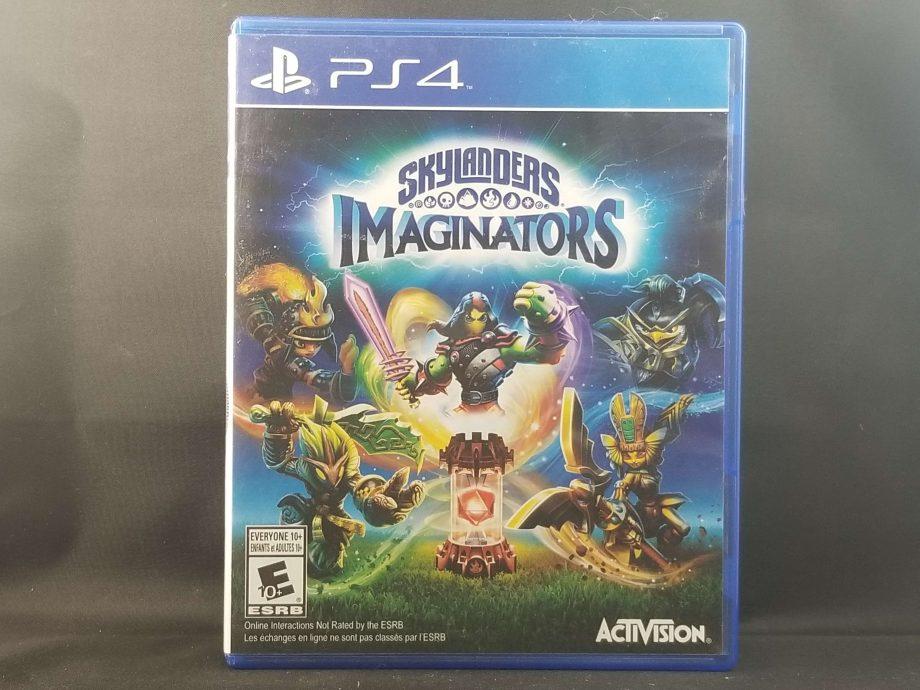 Skylanders Imaginators Front