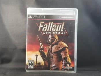 Fallout New Vegas Front