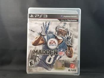 Madden NFL 13 Front