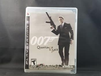 007 Quantum Of Solace Front