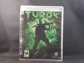 Turok Front