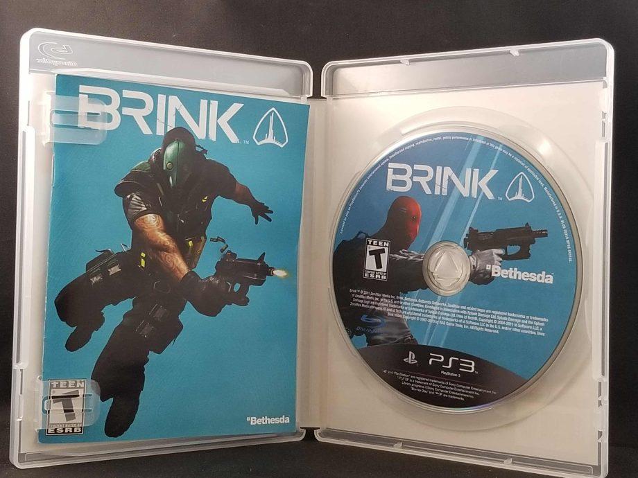 Brink Disc