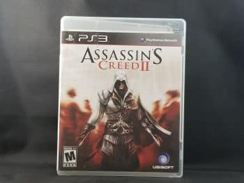 Assassin's Creed II Front