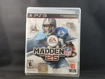 Madden NFL 25 Front