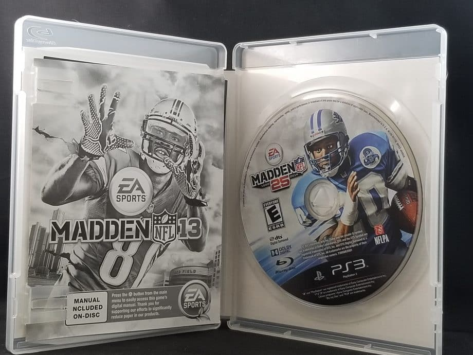 Madden NFL 25 Disc