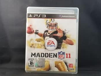 Madden NFL 11 Front