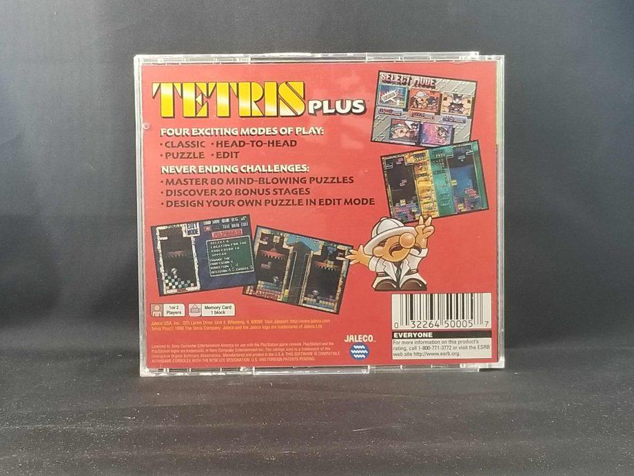 Tetris Plus Back