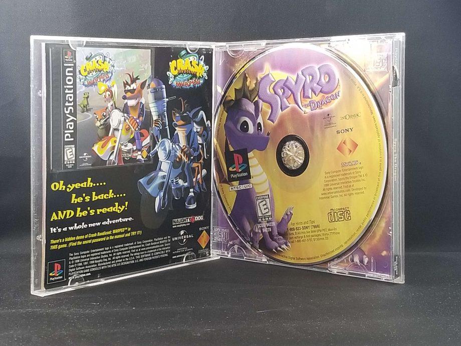 Spyro The Dragon Disc