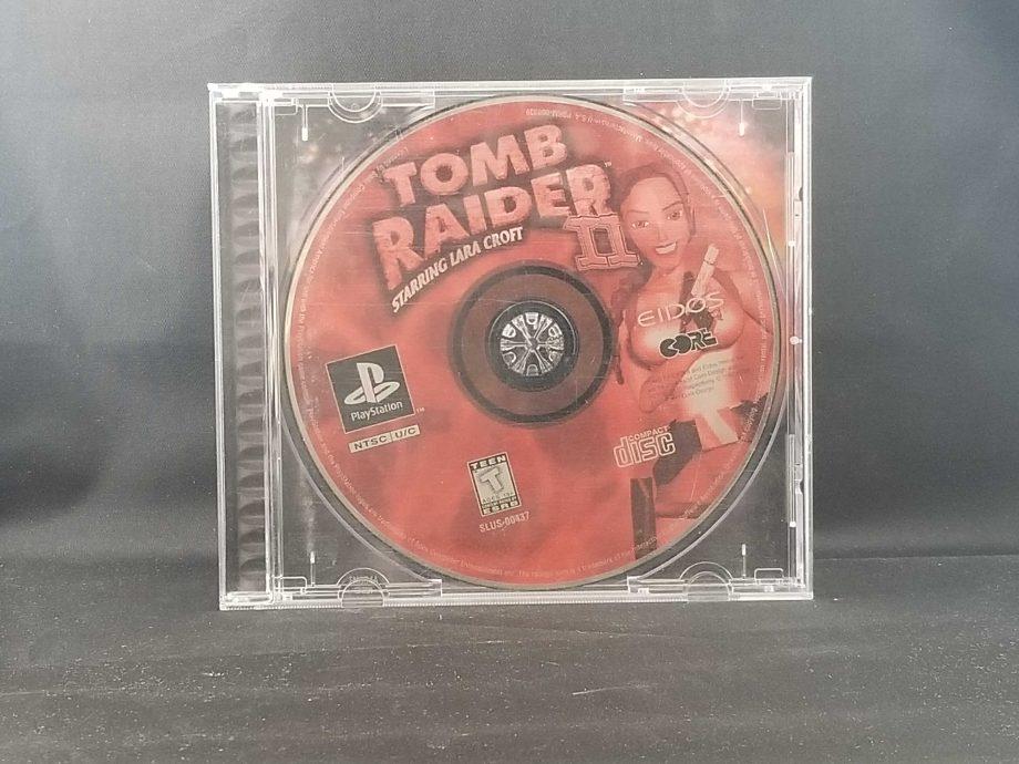 Tomb Raider II Front
