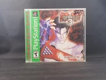 Tekken 3 Front