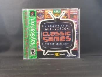 Activision Classics Front