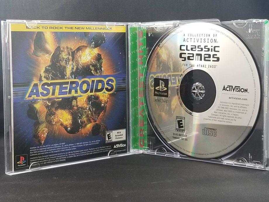 Activision Classics Disc