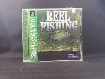 Reel Fishing Front