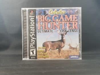 Big Game Hunter Ultimate Challenge Front