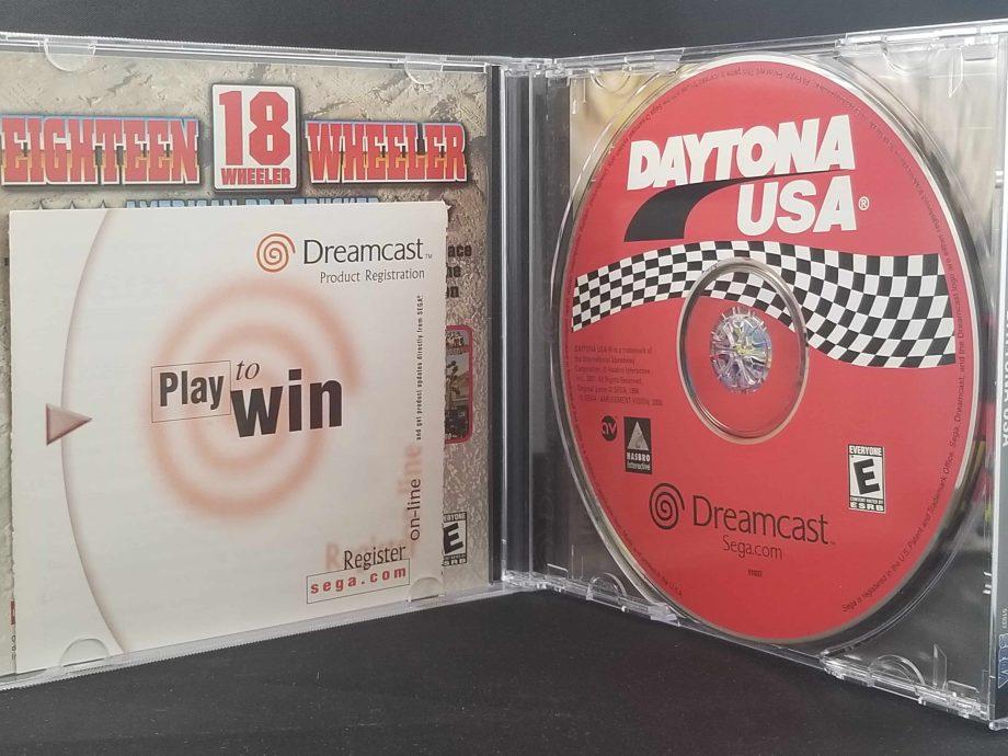 Daytona USA Disc