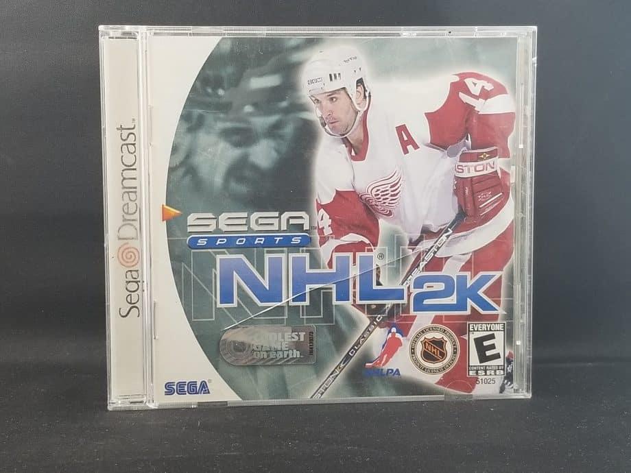 NHL 2K Front