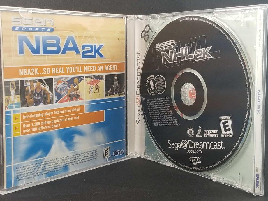 NHL 2K Disc