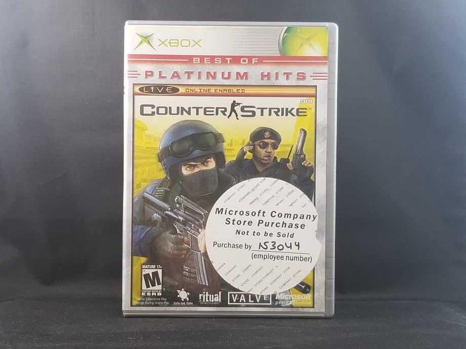 Counter Strike Front