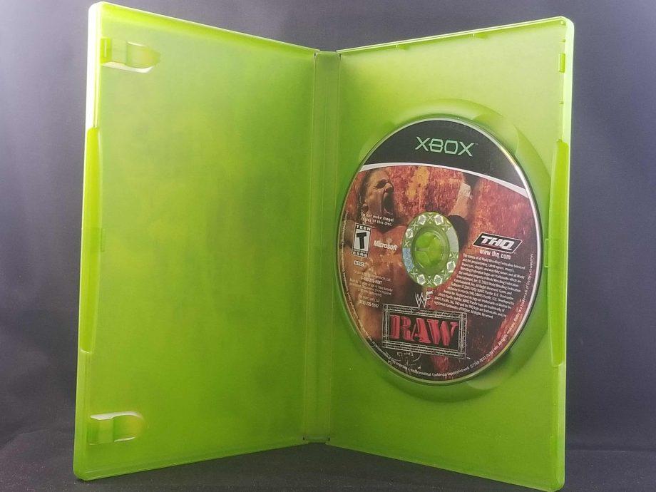 WWF Raw Disc