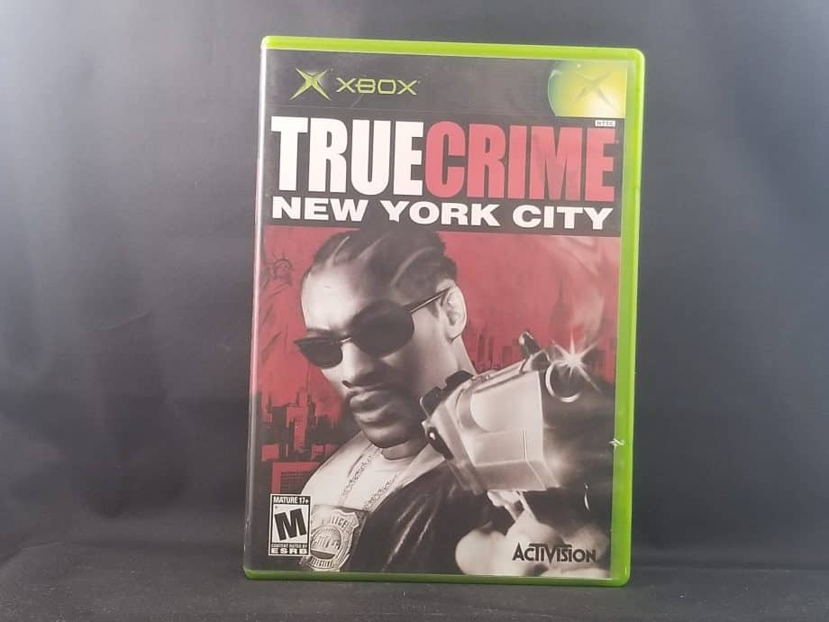 True Crime New York City Front