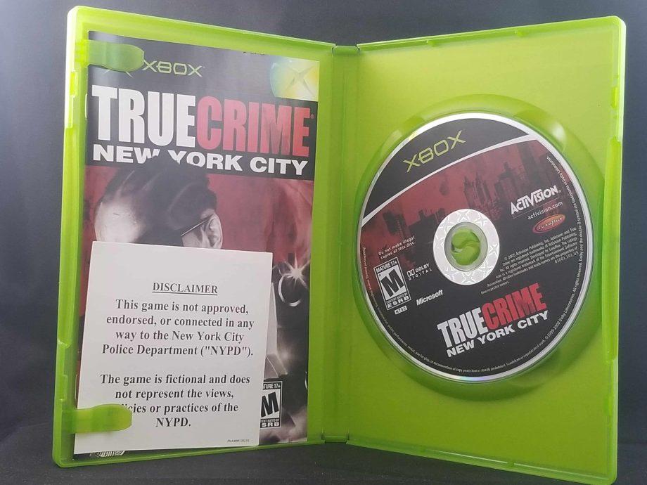 True Crime New York City Disc