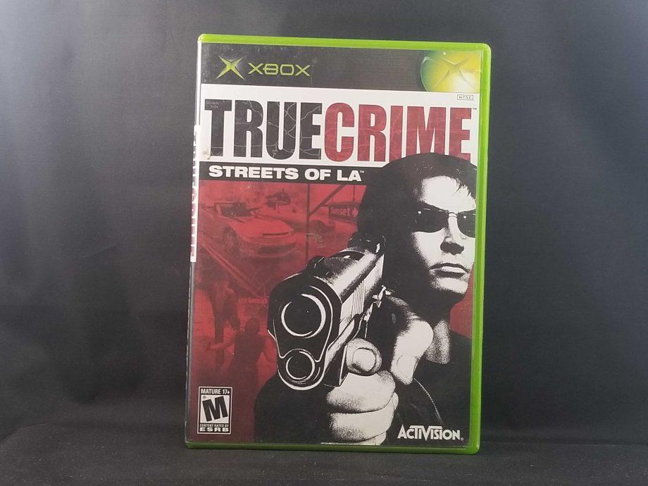 True Crime Streets Of LA Front