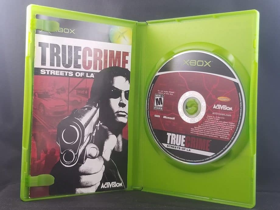 True Crime Streets Of LA Disc