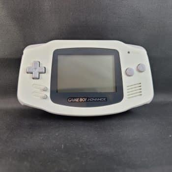 Game Boy Advance System | White