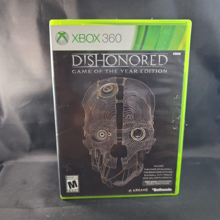 Dishonored [Game Of The Year]