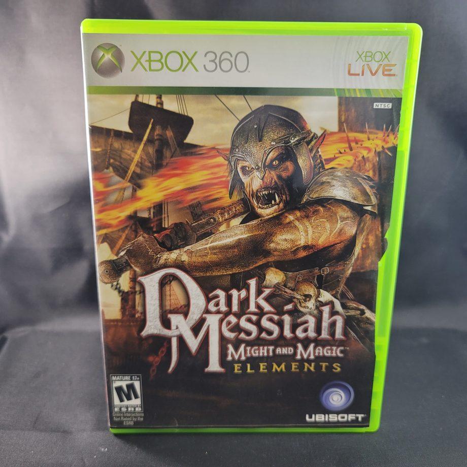 Dark Messiah Might And Magic Elements | Xbox 360