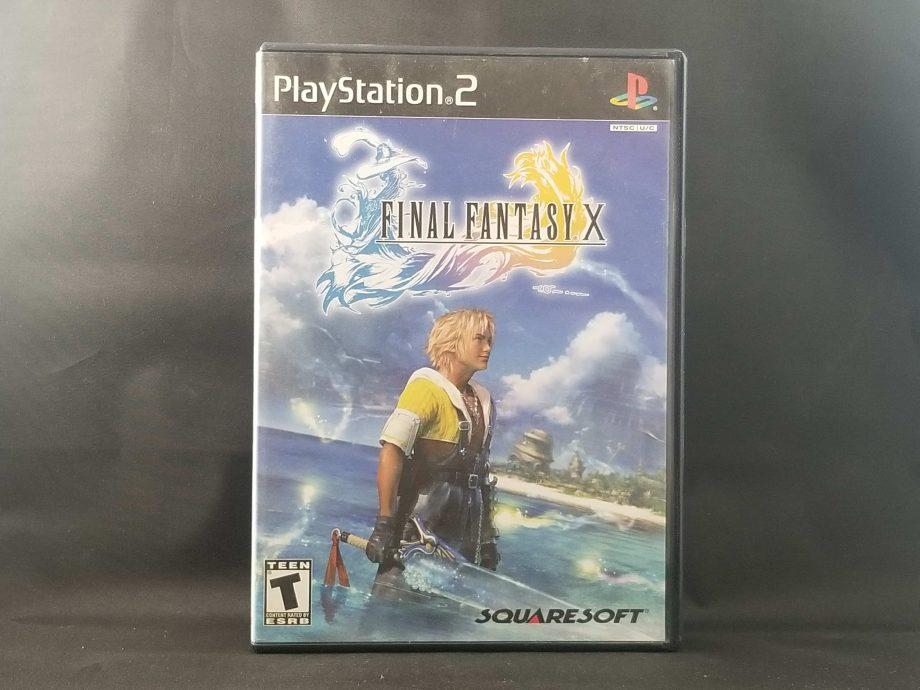 Final Fantasy X Front