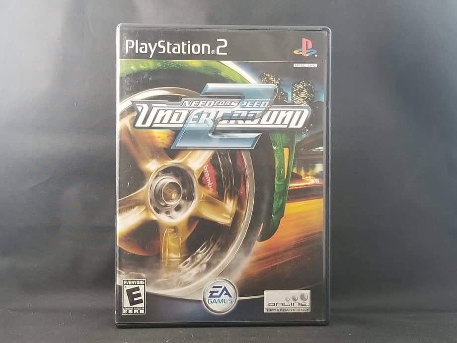 Need For Speed Underground 2 Front