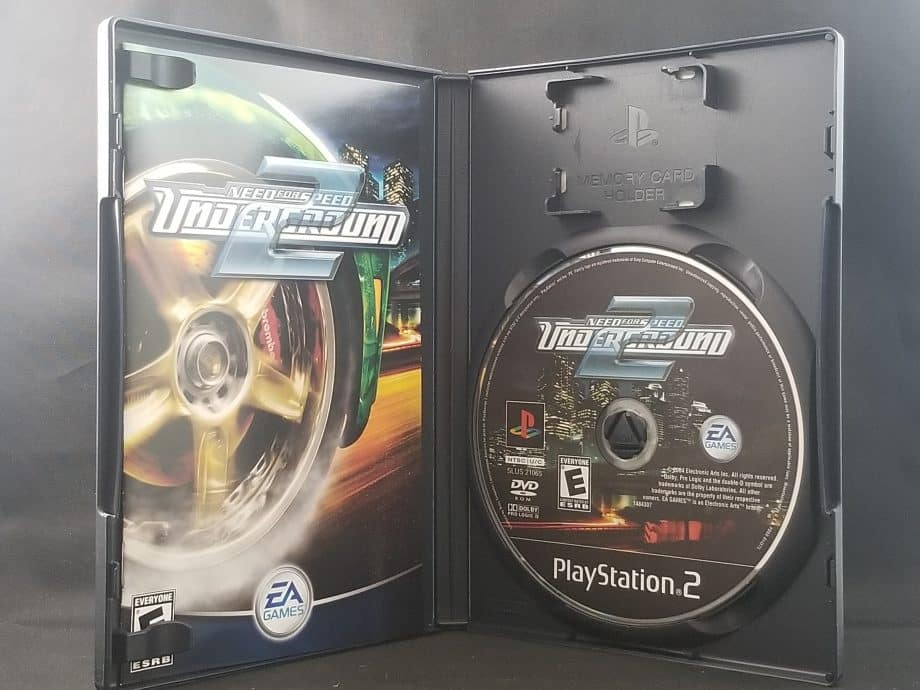 Need For Speed Underground 2 Disc