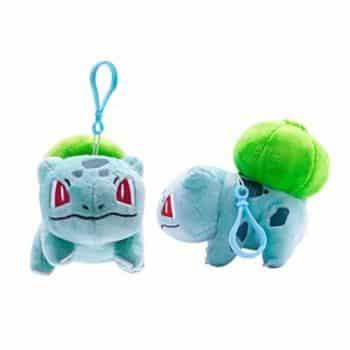Pokemon Bulbasaur Plushie Keychain