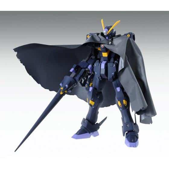 Master Grade Crossbone Gundam X2 Ver. Ka Pose 2