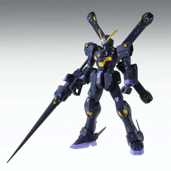 Master Grade Crossbone Gundam X2 Ver. Ka Pose 1