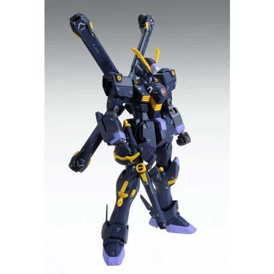 Master Grade Crossbone Gundam X2 Ver. Ka Pose 6