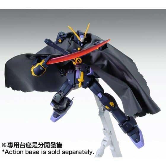 Master Grade Crossbone Gundam X2 Ver. Ka Pose 7