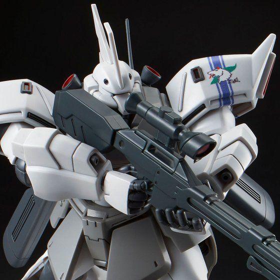 1/144 High Grade MS-14JG Shin Matsunaga's Gelgoog Jager Pose 3