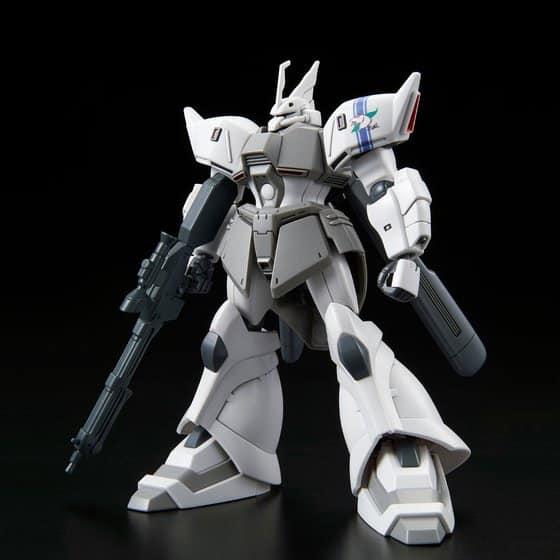 1/144 High Grade MS-14JG Shin Matsunaga's Gelgoog Jager Pose 1