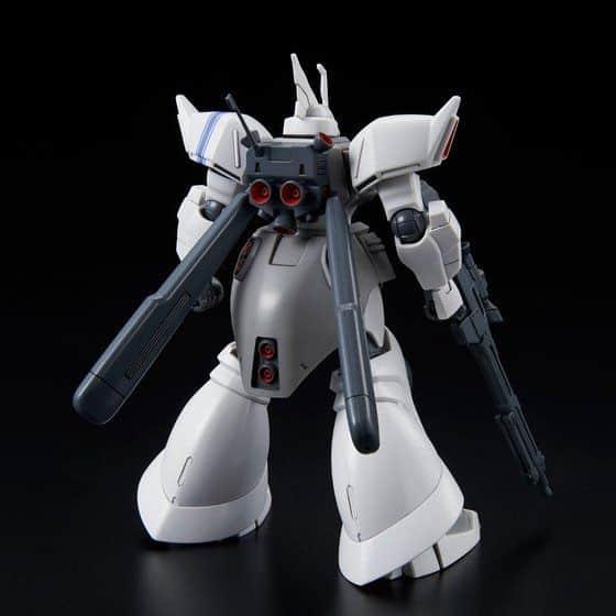 1/144 High Grade MS-14JG Shin Matsunaga's Gelgoog Jager Pose 2