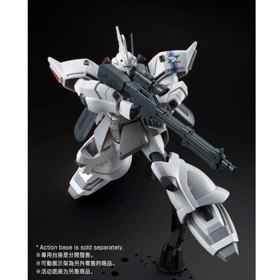 1/144 High Grade MS-14JG Shin Matsunaga's Gelgoog Jager Pose 4