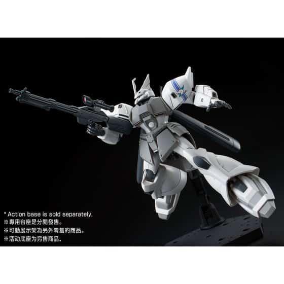 1/144 High Grade MS-14JG Shin Matsunaga's Gelgoog Jager Pose 5