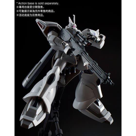 1/144 High Grade MS-14JG Shin Matsunaga's Gelgoog Jager Pose 8