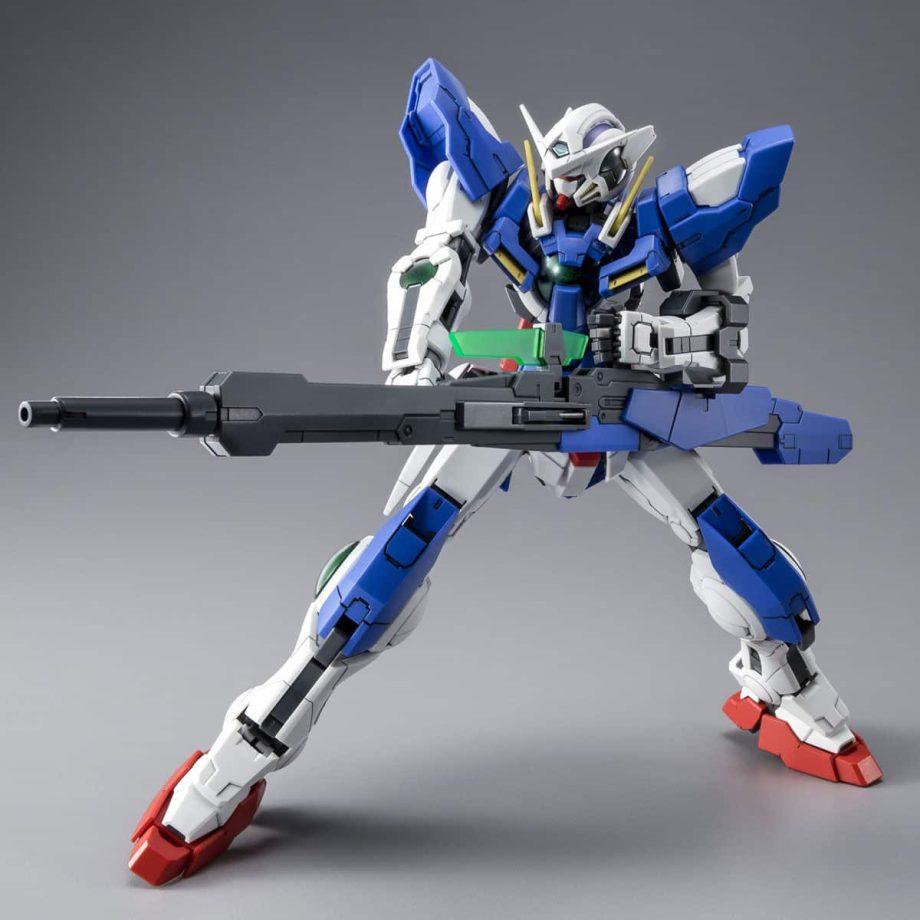 Master Grade Gundam Exia Repair III Pose 6