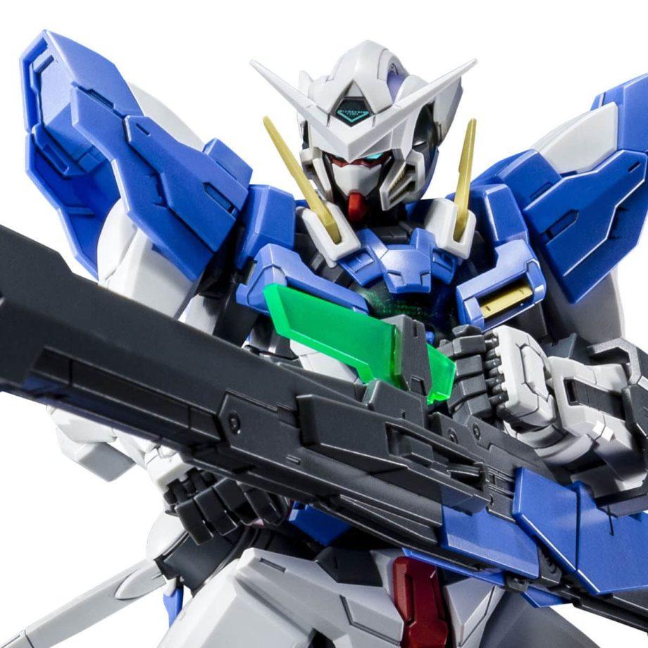 Master Grade Gundam Exia Repair III Pose 10